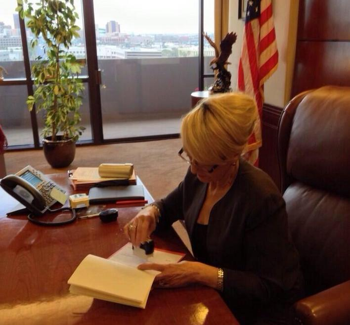 Arizona governor vetoes discrimination bill get ordained for How do i get ordained to perform wedding ceremonies