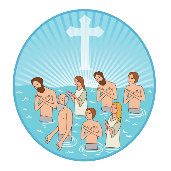 The Process Of Baptism For Christians Get Ordained