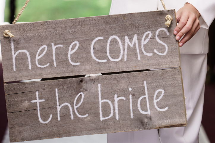 The Backstory Behind Here Comes The Bride Get Ordained