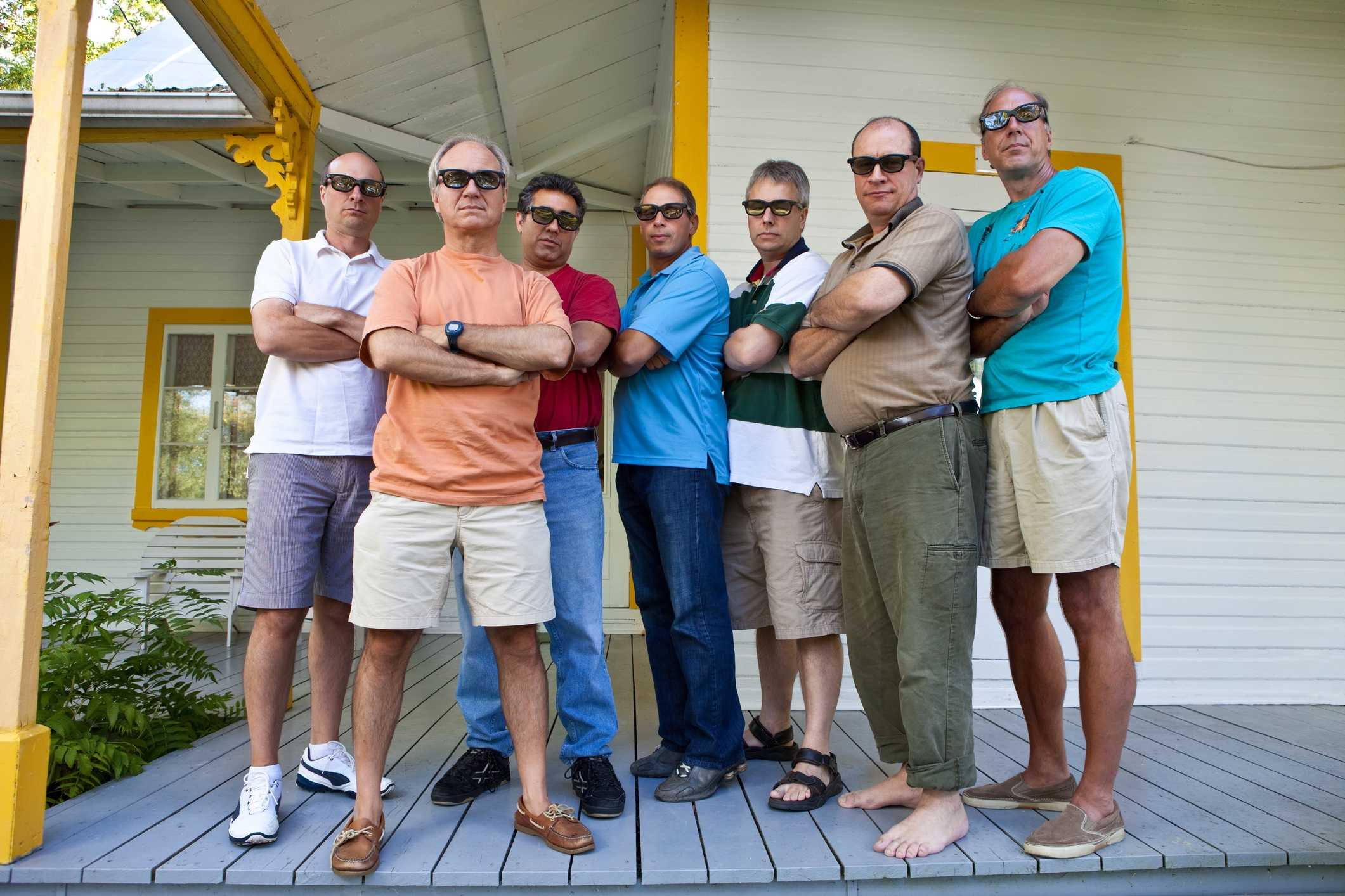 Bachelor Party Group
