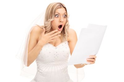 Budgeting for unexpected wedding costs get ordained for How do i get ordained to perform wedding ceremonies