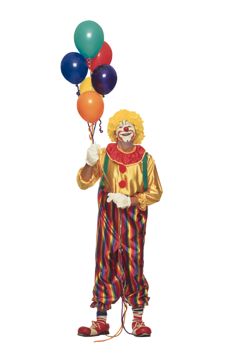 Поздравление клоунов с днем рождения на юбилей