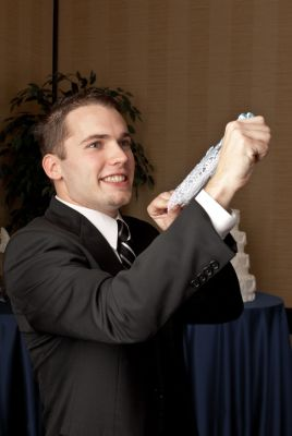 Should you toss out the garter and bouquet traditions for How do i get ordained to perform wedding ceremonies