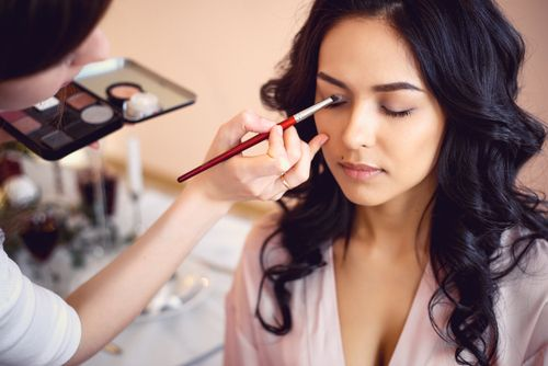 Makeup Professional for the Bride