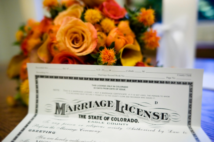 Colorado moves to modify proxy weddings get ordained for How do i get ordained to perform wedding ceremonies