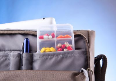 Medications and Luggage