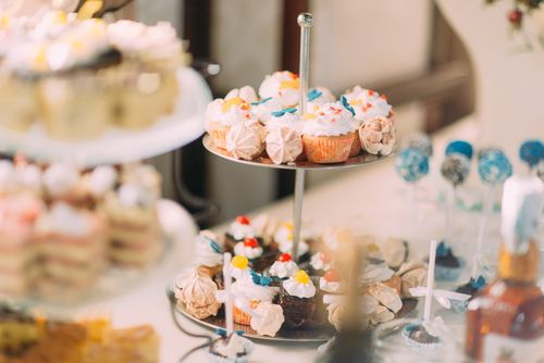 Wedding Dessert Options