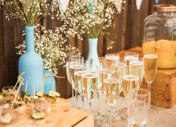 4 Tips for Planning a Fabulous Brunch Wedding