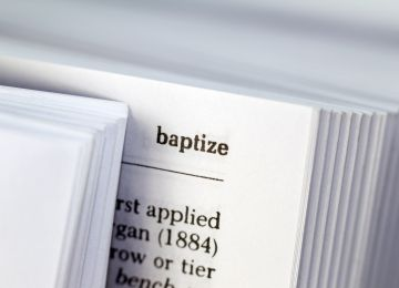 What to Do After You Are Baptized