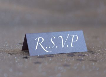 Need To Cancel a Wedding RSVP? Save Face With These Etiquette Tips
