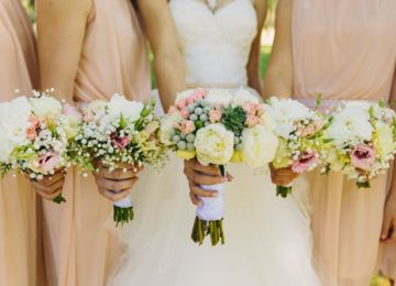 Your Guide To Seasonally Inspired Wedding Flowers