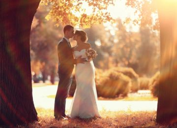 Don't Forget These Tips for Your Fall Wedding