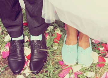 4 Top Shoe Hacks for Your Wedding