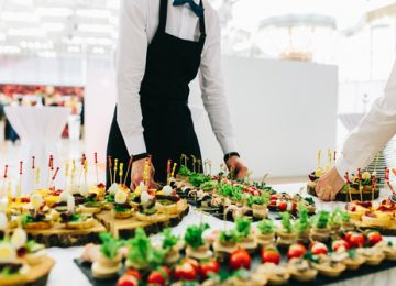5 Things You Shouldn't Do to Your Caterer