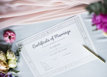 Need a Marriage License in 2021? Read This First