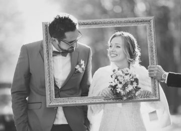 Unique Ways To Use Photography During Your Wedding