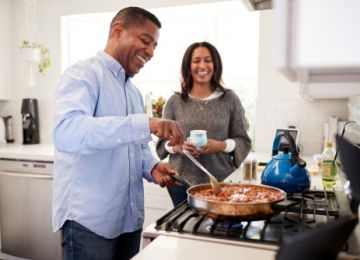 Commit To Cooking With Your Partner and Find a Great Way To Connect