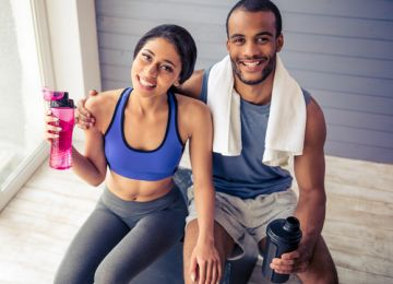 Tackle Your Fitness Goals as a Couple