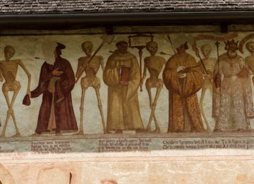 Danse Macabre: Dealing With Death in the 14th Century