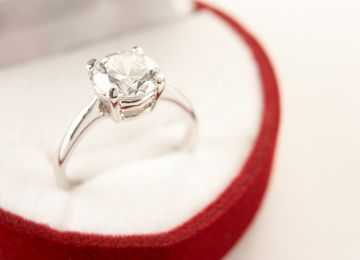 Tips for Wearing Your Engagement Ring