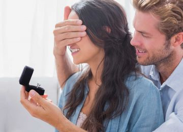 Getting Engaged in the Modern Era
