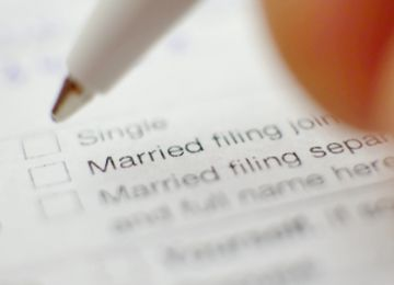 Getting Married? Pay Attention to These Income Tax Details