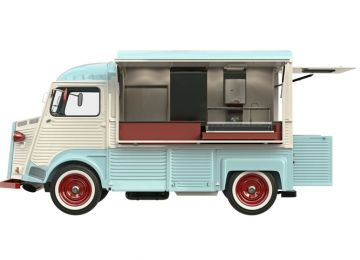 Good Eats: Hiring a Food Truck for Your Wedding
