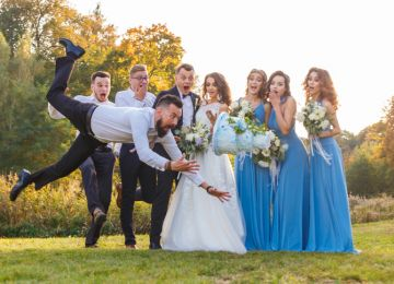 Oh No, They Didn't! When Guests Upstage the Wedding