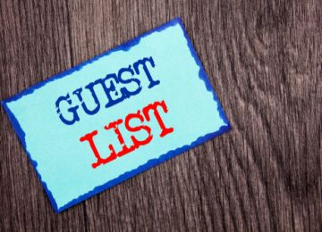 Trimming Your Guest List and Saving Your Budget