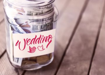 Start Stashing Wedding Cash Now With These Tips