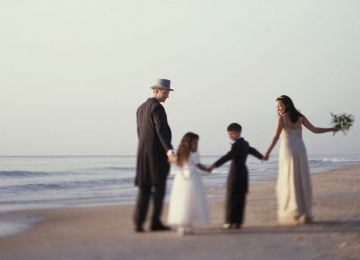 How to Include Children From Previous Relationships in a Wedding