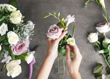 Tips for a DIY Approach to Wedding Flowers