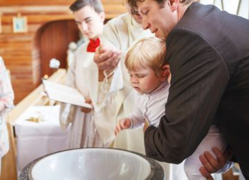 Should We Encourage Children to Get Baptized?