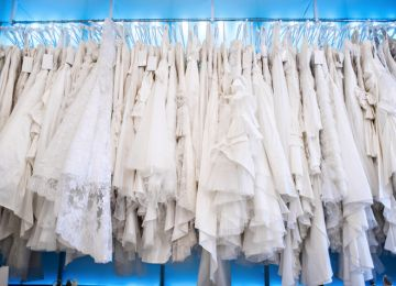 Three Alternatives to the White Wedding Dress