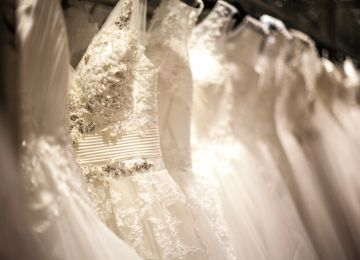 Getting Lost in Lace: How Details Make the Wedding Gown