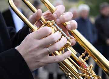 Jazz Funerals Both Mourn and Celebrate Departed Loved Ones