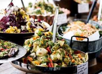 Plant-Based Wedding Food: How To Make It Work in 2020