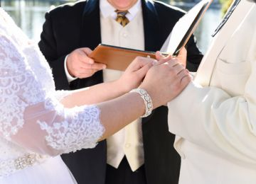 What To Do When Friends Ask You To Officiate Their Wedding