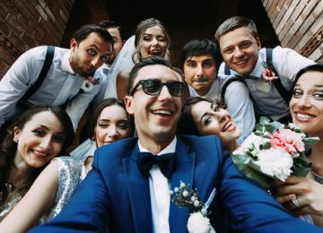 A Quick Guide to Dealing With Your Wedding Party