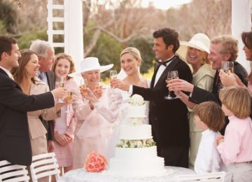 How to Make Your Wedding a Party You Would Go To