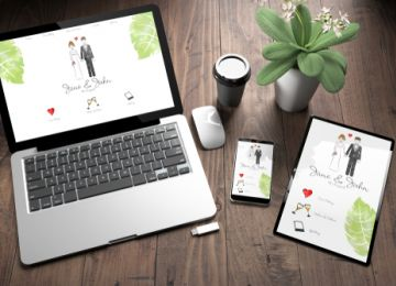 Everything You Should Include on Your Wedding Website