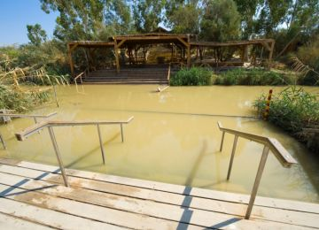 Jordan River Cleared for Christian Tourism
