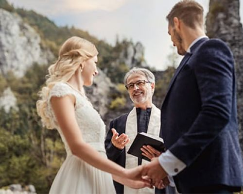 Wedding Training - How to Become a Wedding Officiant