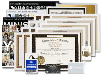 Wedding Officiant Kit