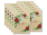 Marriage Certificate - Antique Rose 10 Certificates
