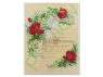 Marriage Certificate - Antique Rose 1 Certificate