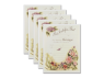 Marriage Certificate - Antique Floral 5 Pack