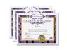 Wiccaning Certificate 3 Pack