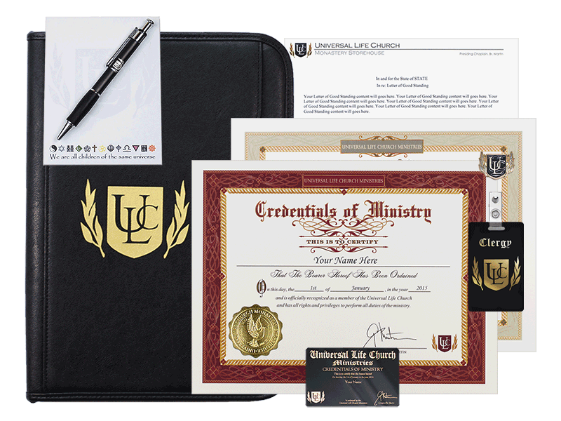 how to become an ordained minister in canada for free