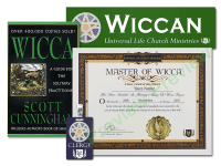 Master of Wicca Kit